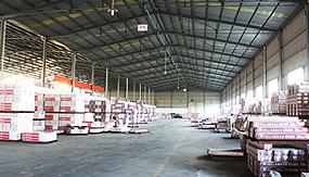 森迈深圳大型仓库