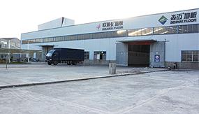 森迈江苏生产厂房外景